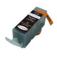 Qualy-Print Tintenpatrone PGI-525 Bk Schwarz mit Chip 21 ml