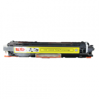 Qualy-Print Toner CE312A / 126A Y Yellow 1'000 Seiten