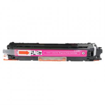 Qualy-Print Toner CE313A / 126A M Magenta 1'200 Seiten