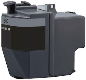 Qualy-Print Tintenpatrone LC-3217 / LC-3219 Bk