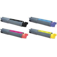 Qualy-Print Toner zu OKI C 3520 / C 3530 / Schwarz 2'500 Seiten Nr. 43459324