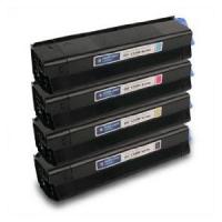 Qualy-Print Toner Typ C6 zu OKI C 5100  Schwarz 5'000 Seiten Nr. 42127408