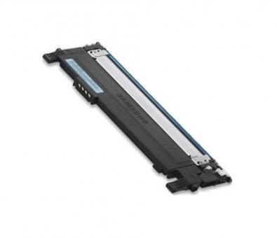 Qualy-Print Toner Cartridge Samsung CLT-C406S ST984A  cyan 1'000 Seiten