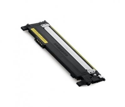 Qualy-Print Toner Cartridge Samsung CLT-Y406S SU462A yellow 1'000 Seiten