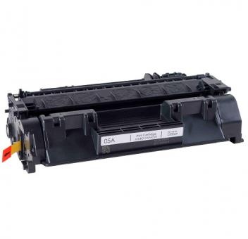 Qualy-Print Toner CE505A schwarz 2'300 Seiten