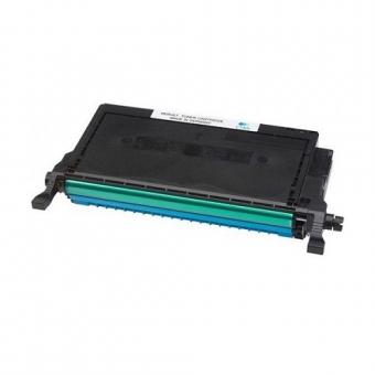Qualy-Print Toner Cartridge Samsung CLT-C5082L cyan SU055A 4'000 Seiten