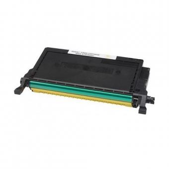 Qualy-Print Toner Cartridge Samsung CLT-Y5082L yellow SU532A 4'000 Seiten