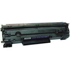 Qualy-Print Toner CB436A schwarz 2'000 Seiten