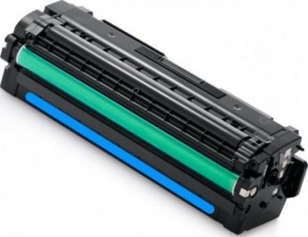 Qualy-Print Toner Cartridge Samsung CLT-C506L SU038A cyan 3'500 Seiten