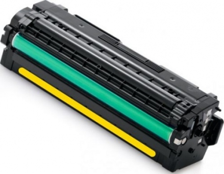 Qualy-Print Toner Cartridge Samsung CLT-Y505L SU512A yellow 3'500 Seiten