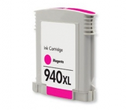 Qualy-Print Tintenpatrone HP 940 M XL CD4908AE  magenta 1'400 Seiten