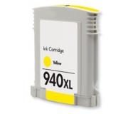 Qualy-Print Tintenpatrone HP 940 Y XL CD4909AE  yellow 1'400 Seiten