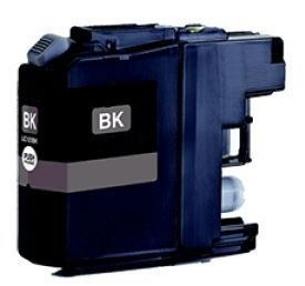 Qualy-Print Tintenpatrone LC-221 / LC-223 / LC-225 Black