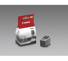 Original Canon Tintenpatrone PG-37 Bk Schwarz 11 ml