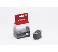 Canon Tintenpatrone PG-50 HY Bk Schwarz 22 ml