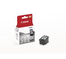 Canon Tintenpatrone PG-512 Bk Schwarz 15 ml