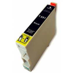 Qualy-Print Tintenpatrone T04414010 schwarz 12ml