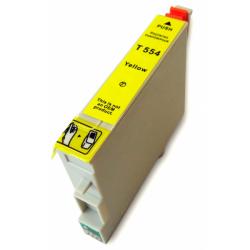 Qualy-Print Tintenpatrone T061440 Yellow 12ml