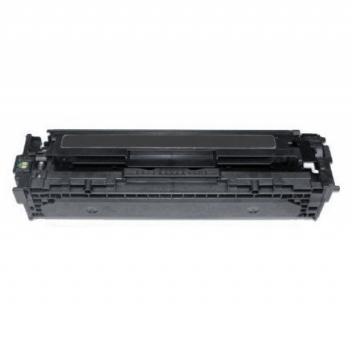 Qualy-Print Toner CE320A / 128A Bk schwarz 2'000 Seiten