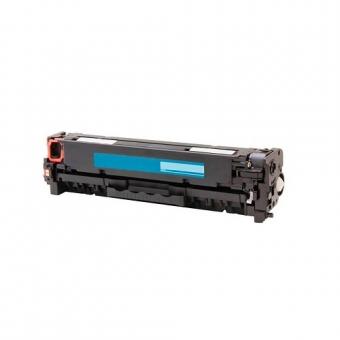 Qualy-Print Toner CF381A / 312A  cyan 2'700 Seiten