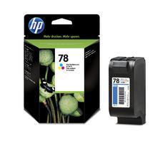 HP Tintenpatrone 58  C6578AE color