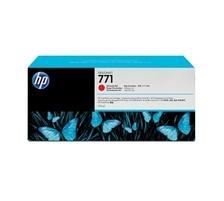 HP Tintenpatrone CE038A  B6Y08A  771 chrom red