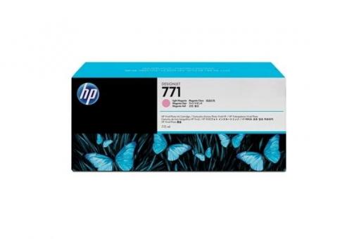 HP Tintenpatrone CE041A  B6Y11A   771 light magenta