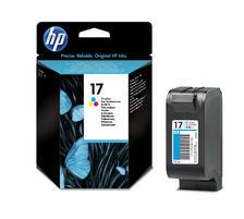 HP Tintenpatrone 17 C6625A black