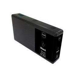 Qualy-Print Tintenpatrone T7901, T7911, schwarz black 50ml