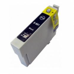 Qualy-Print Tintenpatrone T080140 Schwarz 12ml