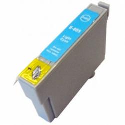 Qualy-Print Tintenpatrone T0485 light cyan 12ml.