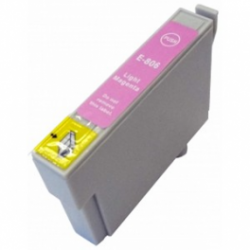 Qualy-Print Tintenpatrone T0486 light magenta 12ml.