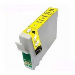 Qualy-Print Tintenpatrone T129440 XL yellow 11,5ml