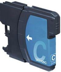 Qualy-Print Tintenpatrone LC-985XL (HC) Cyan doppelte Kapazitaet