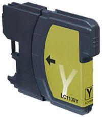 Qualy-Print Tintenpatrone LC-985XL (HC) Yellow doppelte Kapazitaet