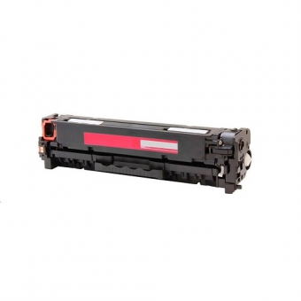 Qualy-Print Toner Cartridge 718 M Magenta 2'800 Seiten
