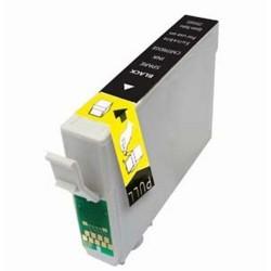 Qualy-Print Tintenpatrone T128140 Schwarz XL 14.5ml ca. 300 Seiten