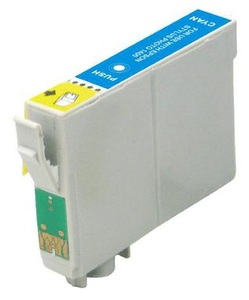 Qualy-Print Tintenpatrone T130240 Cyan 15.8ml