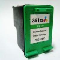 Qualy-Print Tintenpatrone 351 XL  CB338EE color