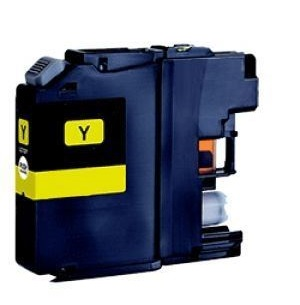 Qualy-Print Tintenpatrone LC-221 / LC-223 / LC-225 XL yellow