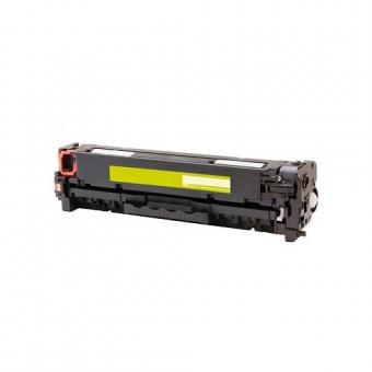 Qualy-Print Toner Cartridge 718 Y Yellow 2'800 Seiten